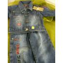 Großhandel Fashion & Accessoires: 2-tlg. Jeansanzug für Jungen