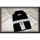 Großhandel Hemden & Blusen: SONDERPOSTEN  ABSOLUT EDLES Hemd Langarm schwarz