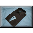 wholesale Shirts & Blouses: ABSOLUT NOBLE Long Sleeve Shirt for boys in brown