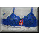 wholesale Other: Romantic EDLER Bra Cup D with Formbügel d.blau
