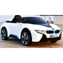 Electric car -   BMW I8 - IVision  -with 2 x 12V