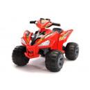 groothandel Quads: Elektrische Kids  Quad Red, 2x12V Engine 12V7AH bat