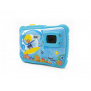 grossiste Electronique de divertissement: Easypix W520  AQUAPIX Surf Budy (Bleu)