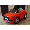 Child car electric  Audi A3 - licensed- red