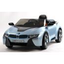-Kinderfahrzeug  Elektro Auto- BMW i8-iVision lizenz