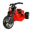 Elektrische motorfiets chopper - 2 motoren