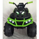 Electric Kids Quad   06  2x35W, 12v7ah, shock absor
