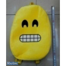 groothandel Rugzakken: Smiley rugzak  emoticon Mixed 30cm x 25cm