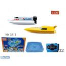 mayorista Conjuntos de jardin: Mini RC Boot 3317 con piscina