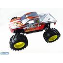 wholesale RC Toys: RC Car HSP 94083E9  MONSTER TRUCK TORNADO 1: 8