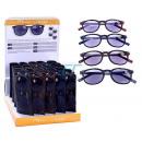 Großhandel Sonnenbrillen: Lese-Sonnenbrille    California   MAX View
