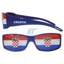 Flaggenbrille Kroatien SideKick