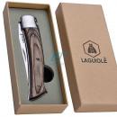 Großhandel Outdoor & Camping: Laguiole Taschenmesser Dark Wood