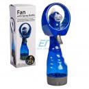 Großhandel Klimageräte & Ventilatoren: Ventilator mit Sprühflasche ca.29cm