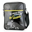 Großhandel Handtaschen: Vespa Umhängetasche mit Tabletfach Go ...