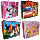 Großhandel Einkaufstaschen: Shopping Bag Disney 44x33x14cm PE