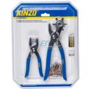 Großhandel Handwerkzeuge: Lochzange 102 Teilig KINZO