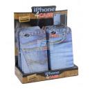 Großhandel Tücher & Schals: Champ I-Phone 4 Schale Jeans