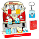 Großhandel Geschenkartikel & Papeterie: Schlüsselanhänger Volkswagen Samba VW