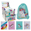 Einhorn Unicorn  Turnbeutel Gym bag ca. 42 x 34 cm