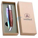 Großhandel Sport & Freizeit: Laguiole Taschenmesser Titanium Brown