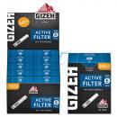 Großhandel Grills & Zubehör: GIZEH Active Filter Aktivkohle 6mm 34er Box