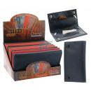 Großhandel Geschäftsausstattung: Tabaktasche Kunstleder ca.16,5 cm Champ