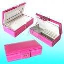 Großhandel Schmuck-Aufbewahrung: Gino Casti Schmuck Box Pink