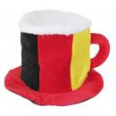Deutschland Fan Bier Hut Fanartikel