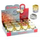 Großhandel Schmuck & Uhren: Grinder Metall Bullet Champ
