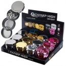 Großhandel Geschäftsausstattung: Grinder Mirror 63mm Champ High