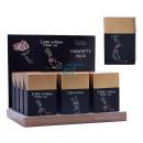 Großhandel Nahrungs- und Genussmittel: Zigarettenbox NIC Neu -Schwarz-Gold ...