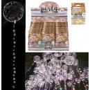 Großhandel Geschenkartikel & Papeterie: Party Folien-Luftballon mit weißen LED