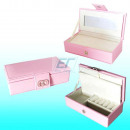 Großhandel Schmuck-Aufbewahrung: Gino Casti Schmuck Box Rosa