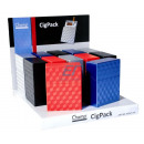 Großhandel Geschäftsausstattung: Zigarettenbox    DIAMOND-Effekt Kunststoff   Champ