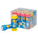 Großhandel Outdoor-Spielzeug: 12 x Seifenblasenlösung Bubblez
