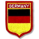 Stickwappen / Aufbügler Germany EM 2020