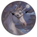 groothandel Klokken & wekkers: Wall Clock  eenhoorn Lisa Parker Ø 30cm