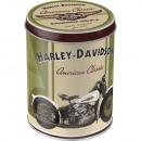 Vorratsdose Harley - Davidson 1 l