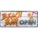 wholesale Pictures & Frames: Tin sign information sign 28x12cm