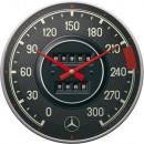 Wanduhr Mercedes - Benz Ø 31cm