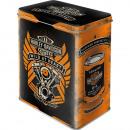 Großhandel Haushalt & Küche: Vorratsdose Harley - Davidson3 l