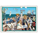 Großhandel Glückwunschkarten: Nostalgie Postkarte / Grußkarte ...