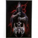 wholesale Magnets: Magnet Grim Reaper Anne Stokes