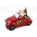 Großhandel Leuchtmittel: Auto  Weihnachtsmann mit  blinkenden ...