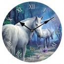 wholesale Clocks & Alarm Clocks: Wall Clock Unicorn Lisa Parker Ø 30cm