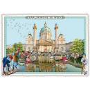 Nostalgie Postkarte / Grußkarte Wien Souvenir