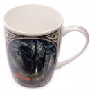 Großhandel Tassen & Becher: Porzellan Tasse Katze Lisa Parker