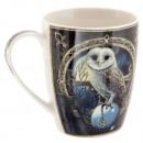grossiste Tasses & Mugs: Tasse de  porcelaine hibou Lisa Parker