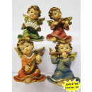 grossiste Figurines & Sclulptures:Ange 4.5cm Noël